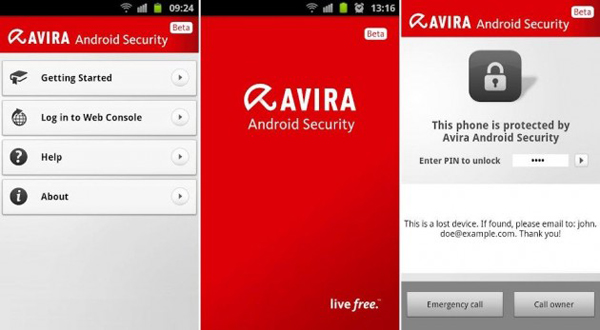 android-avira-free-android-security