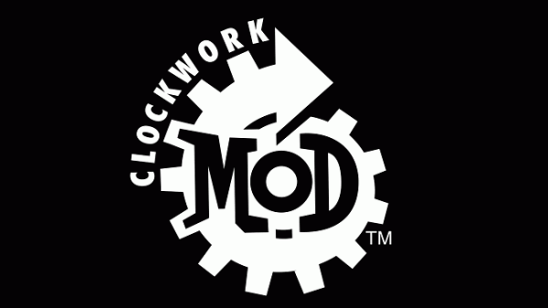 Official ClockworkMod Touch Recovery