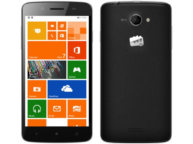 Xolo Win Q900S vs. Micromax Canvas Win W121